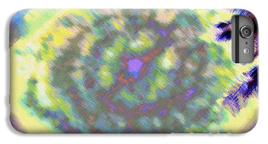 Rainbow Colors Digital IPhone 7 Plus Case featuring the photograph Waho Ka Manawa by Kenneth Grzesik