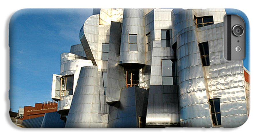 Museum IPhone 7 Plus Case featuring the photograph Weisman Art Museum by Kathy Schumann