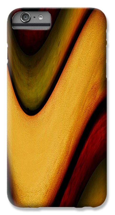 Wrapped IPhone 7 Plus Case featuring the painting Wrapped by Jill English