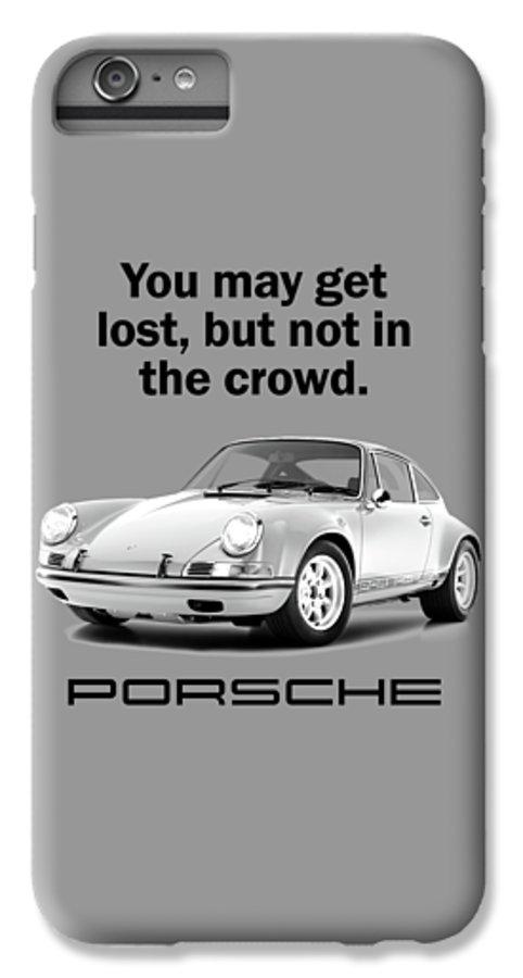 promo code a3f09 618ac Lost In A Porsche IPhone 7 Plus Case