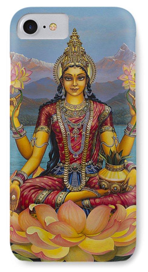 Lakshmi Devi iPhone 8 Cases   Fine Art America