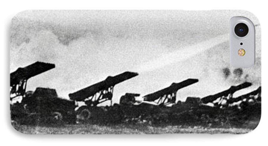 Soviet Katyusha Rocket Launchers, 1942 IPhone 8 Case