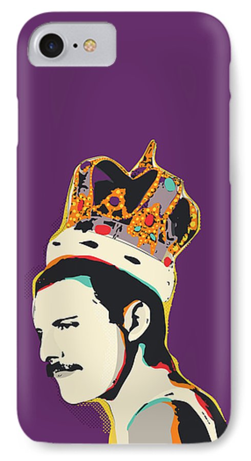 freddie mercury iphone 8 case
