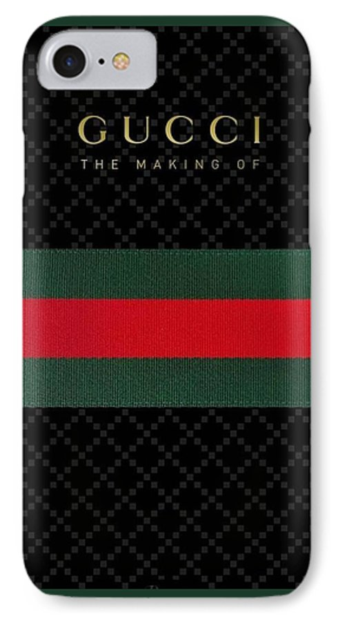 detailed look 64522 054f0 Gucci IPhone 8 Case