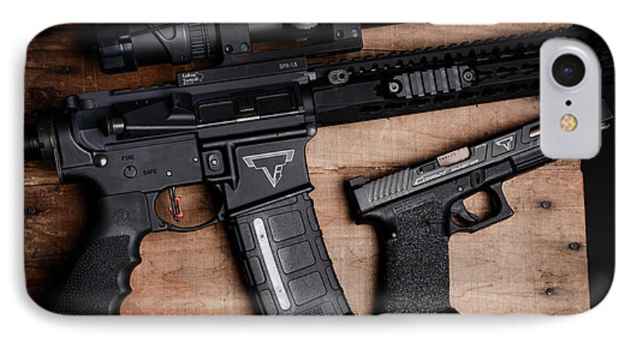 gun iphone 8 case