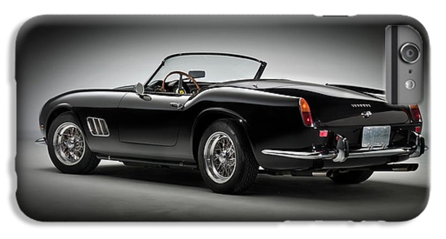 1961 Ferrari 250 Gt California Spyder Iphone 8 Plus Case