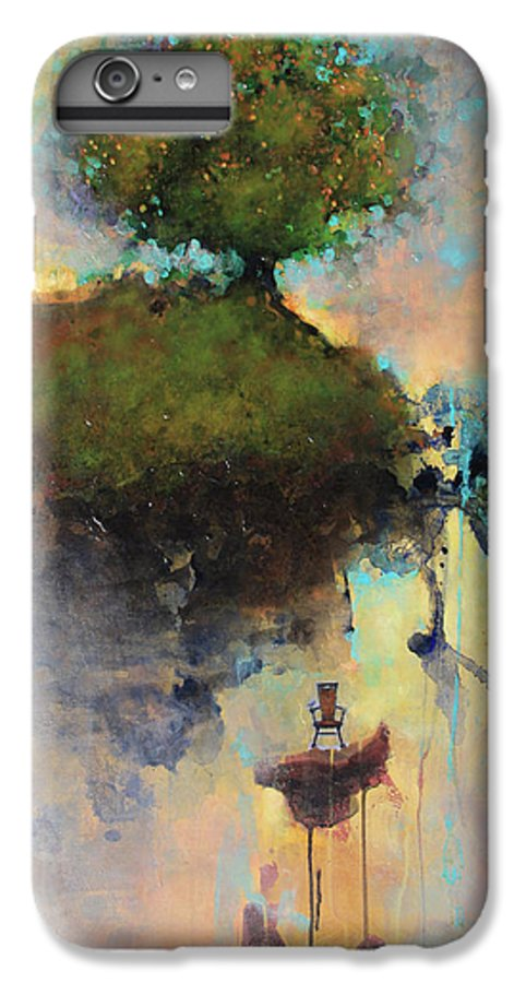 Joshua Smith IPhone 8 Plus Case featuring the painting The Hiding Place by Joshua Smith