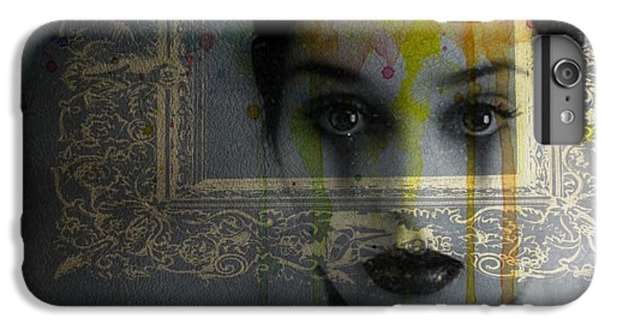 Madonna IPhone 8 Plus Case featuring the mixed media Don't Cry For Me Argentina by Paul Lovering