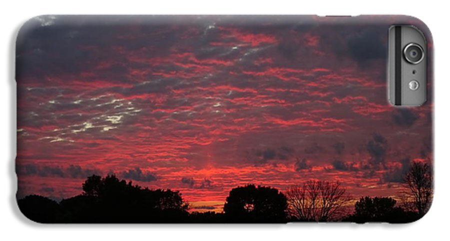 Sundown IPhone 8 Plus Case featuring the photograph On The Path To Sundown by Red Cross