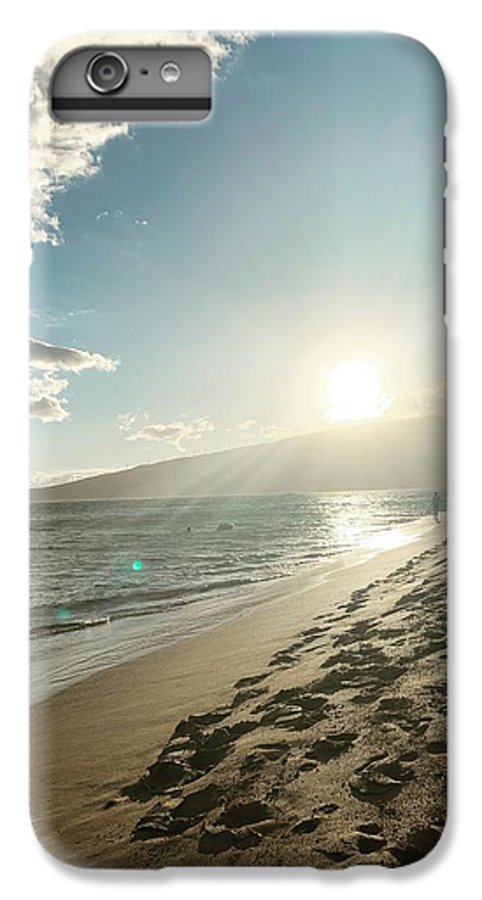 Hawaii IPhone 8 Plus Case featuring the photograph Maui by Kristin Rogers