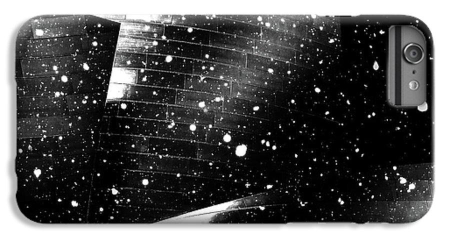Snow IPhone 8 Plus Case featuring the digital art Snow Collection Set 02 by Az Jackson