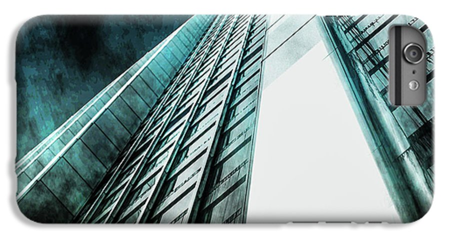 American IPhone 8 Plus Case featuring the photograph Urban Grunge Collection Set - 09 by Az Jackson