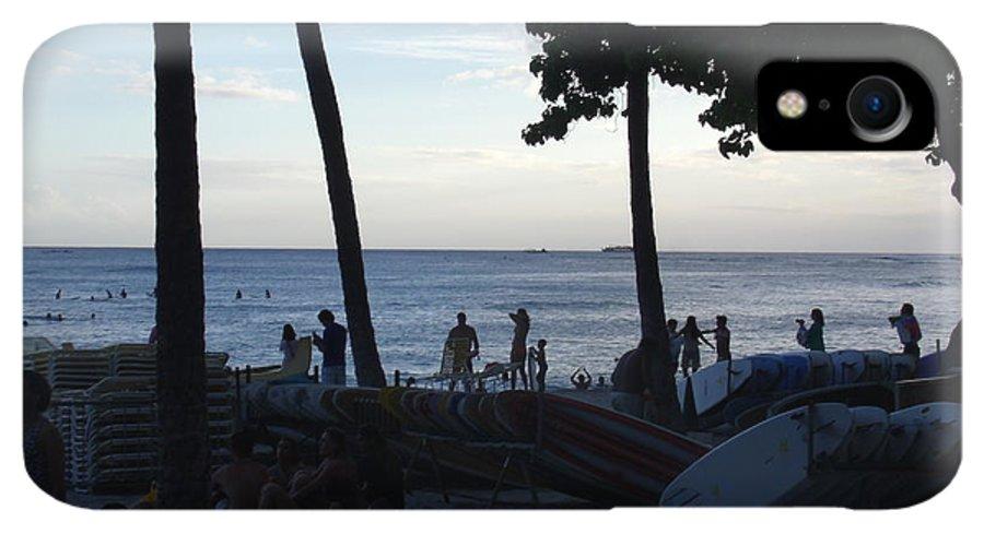 Hawaii IPhone XR Case featuring the photograph Hawaiian Afternoon by Daniel Sauceda