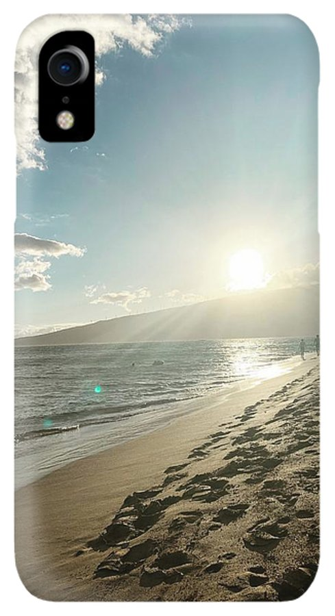Hawaii IPhone XR Case featuring the photograph Maui by Kristin Rogers
