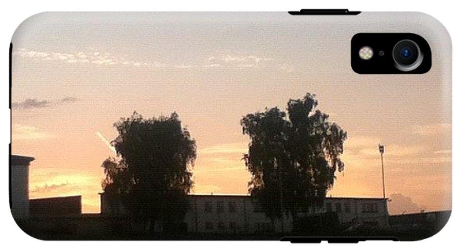 low cost bb0b1 e1a55 Sky IPhone XR Tough Case