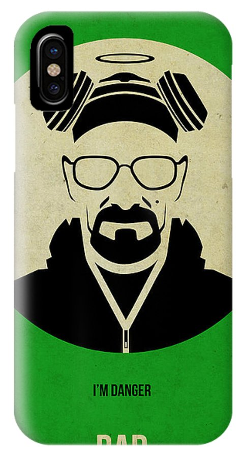 Breaking Bad Poster Design iphone case