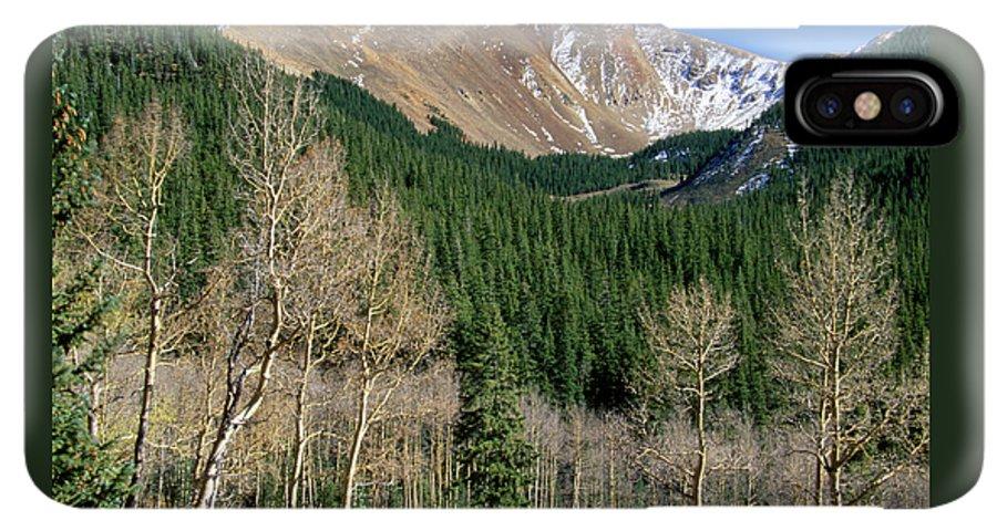 Black Canyon - Sangre De Christo Wilderness IPhone XS Max Case
