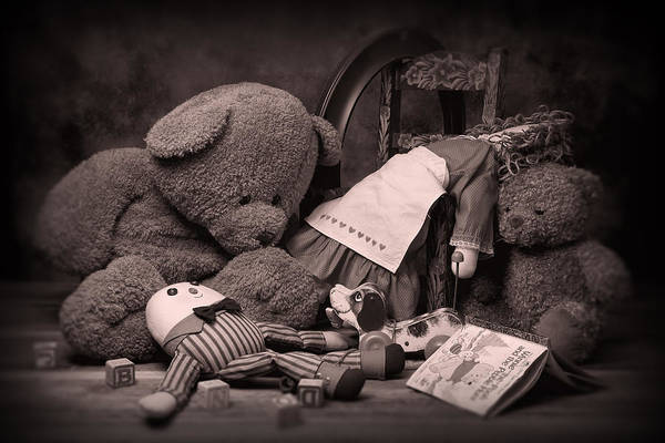 Toys Poster featuring the photograph Toys by Tom Mc Nemar