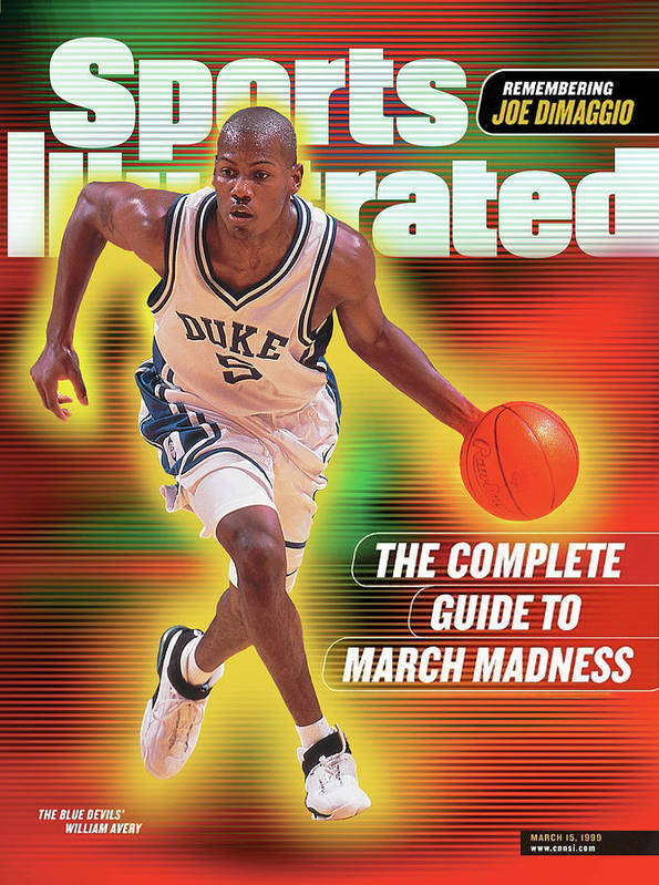 Michigan State University Poster featuring the photograph The Complete Guide To March Madness Sports Illustrated Cover by Sports Illustrated