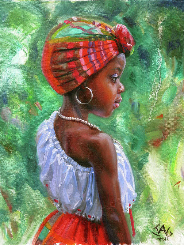 Ti Kweyol 2 by Jonathan Guy-Gladding JAG