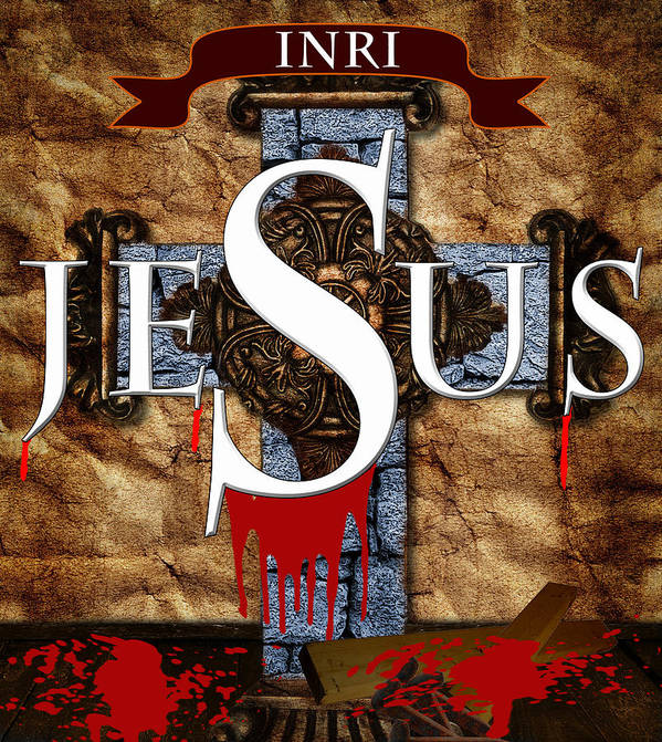Jesus Poster featuring the photograph Good Friday by Cecil Fuselier