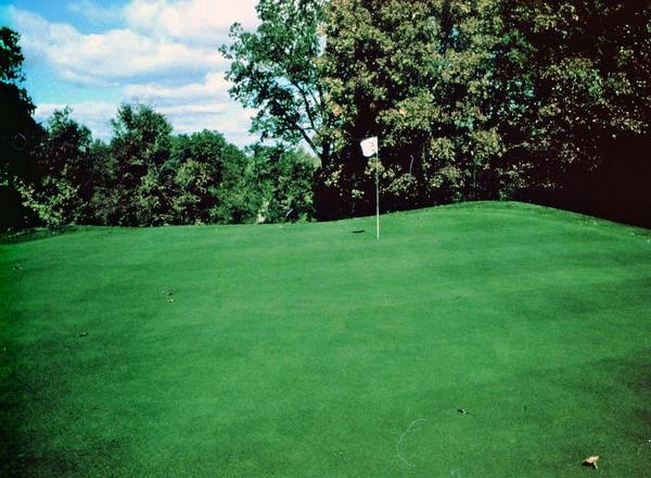 Golf Poster featuring the photograph Brookhill Golf Course by Gary Wonning