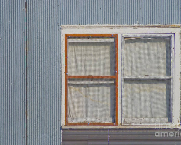 Window Poster featuring the photograph Windows by Jim Wright