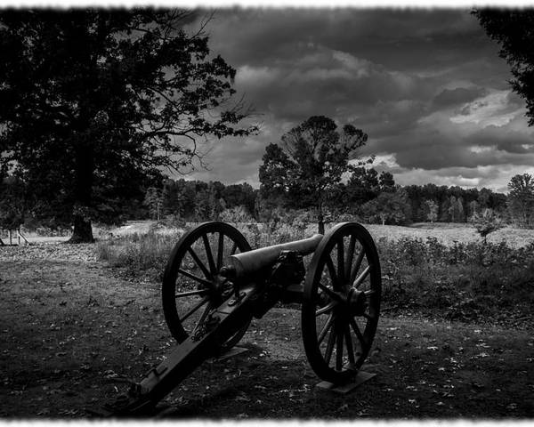 Spotsylvania Poster featuring the photograph 101314-146-op by Mike Davis