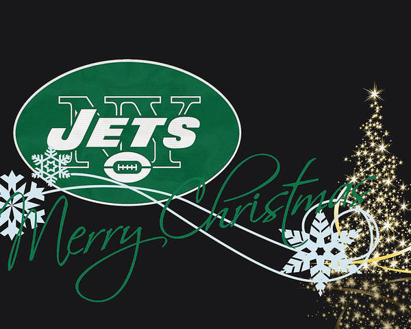 Jets Poster featuring the photograph New York Jets by Joe Hamilton
