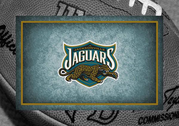 Jaguars Poster featuring the photograph Jacksonville Jaguars by Joe Hamilton