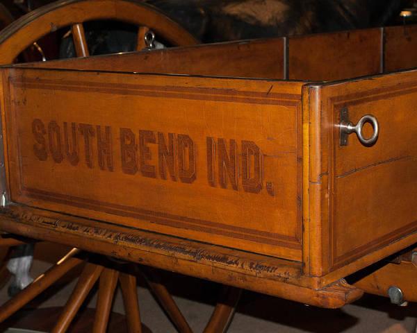 Studebaker Poster featuring the photograph Studebaker Centennial Wagon by Craig Hosterman
