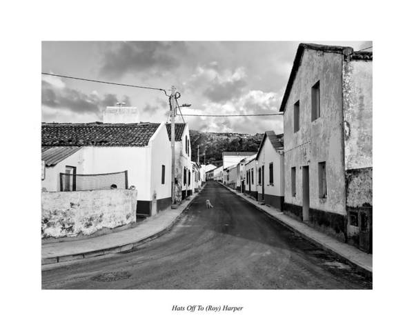 Over Poster featuring the photograph Over The Hills And Far Away by Joseph Amaral