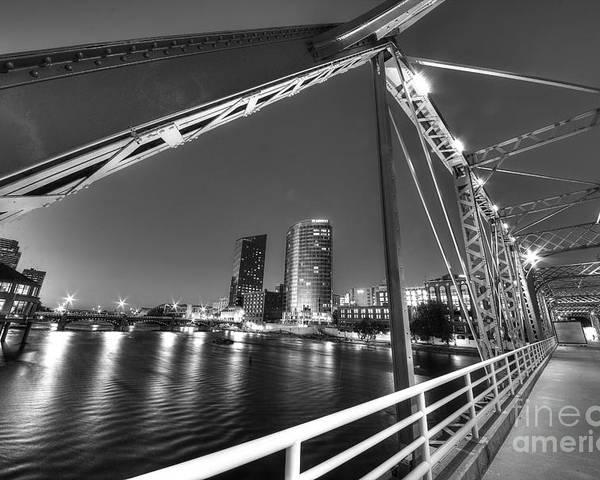 Blue Bridge by Twenty Two North Photography
