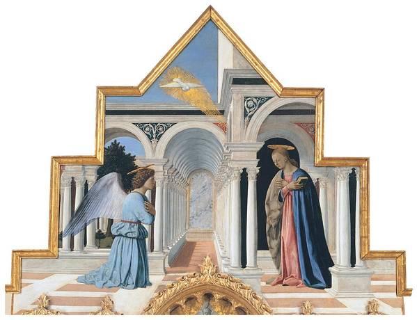 15th Century Poster featuring the photograph Pietro Di Benedetto Dei Franceschi by Everett