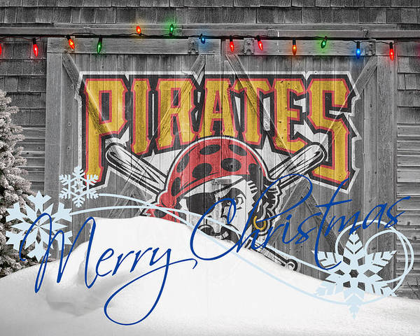 Pirates Poster featuring the photograph Pittsburgh Pirates by Joe Hamilton
