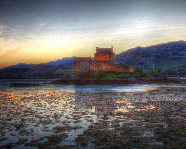 Europe Poster featuring the photograph Eilean Donan Castle by Ollie Taylor