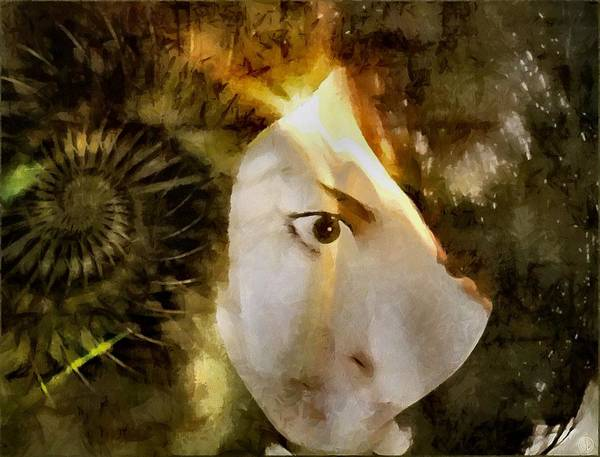 Poster featuring the digital art A Bright Idea by Gun Legler