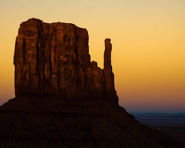America Poster featuring the photograph A Monument Of Stone - Monument Valley Tribal Park by Gregory Ballos