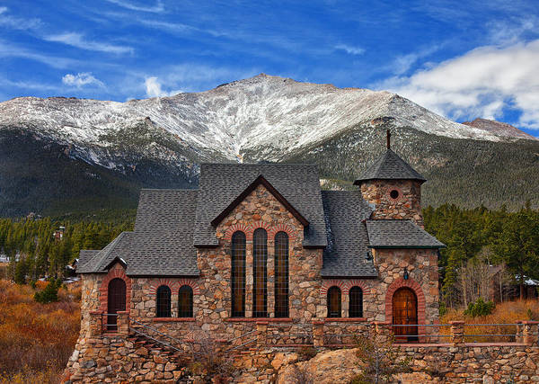 Colorado Landscapes Poster featuring the photograph Afternoon Mass by Darren White