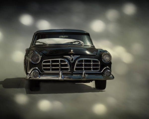 Car Poster featuring the photograph Black Beauty by Mario Celzner
