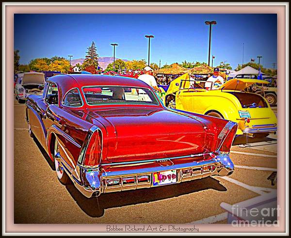 Buick Poster featuring the photograph Buick Classic by Bobbee Rickard