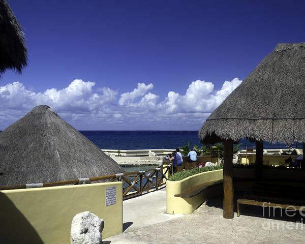 Caribbean Poster featuring the photograph Caribbean Breeze One by Ken Frischkorn