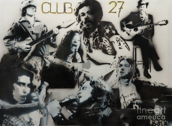 Club 27 by Barry Boom