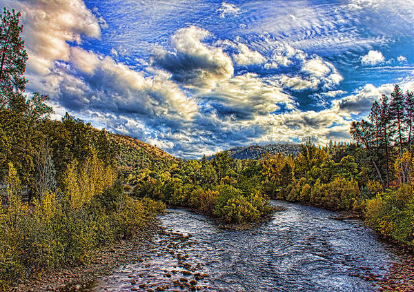 American River Poster featuring the photograph Coloma 4 by Mike Durant
