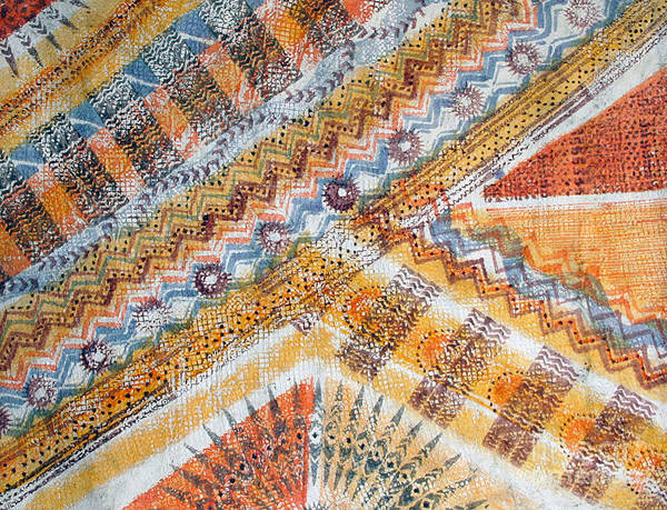Kapa Poster featuring the tapestry - textile Couldnt Stop by Dalani Tanahy