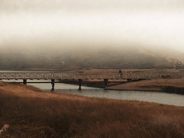 Marin Poster featuring the photograph Marin Headlands by Jeanne Brophy