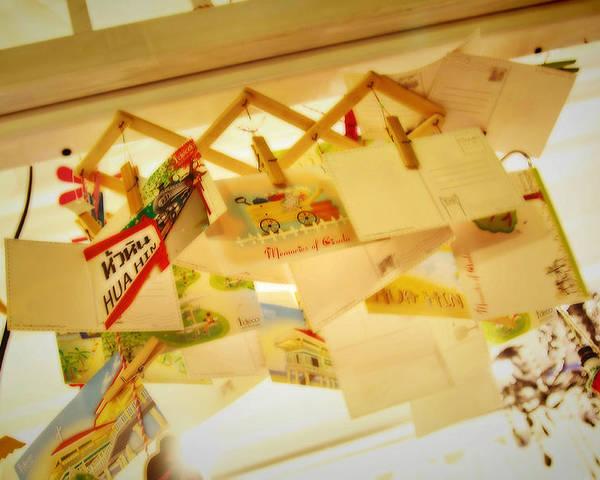 Cicada Poster featuring the photograph Memory Of Cicada by Suradej Chuephanich