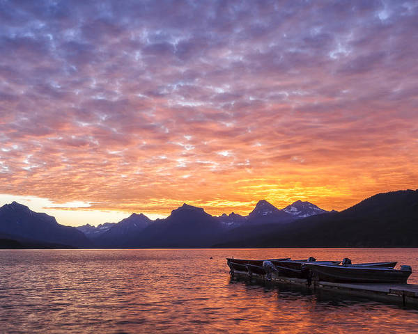 Art Poster featuring the photograph Morning Light by Jon Glaser