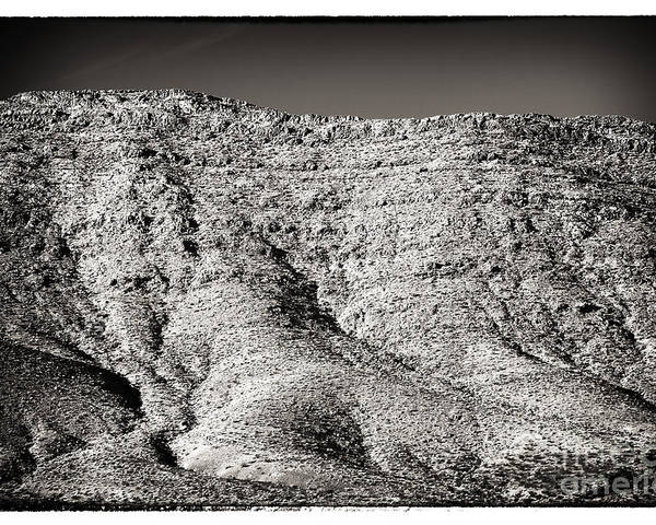 Mountain Mounds Poster featuring the photograph Mountain Mounds by John Rizzuto