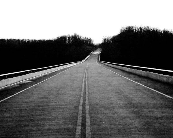 Natchez Trace Parkway Poster featuring the photograph Natchez Trace Parkway by Krista Sidwell